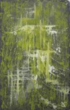 Ardoise 5 - Huile sur ardoise - 24x32 cm - 2012