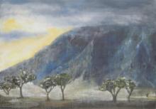 Aventure - Huile sur toile - 92 x 64 cm - 2013