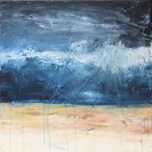 Horizon5 - Flash sur toile - 30 x 30 cm