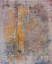 Impression Dorée - Huile sur toile - 38x46 cm - 2012