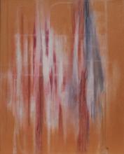Interférences -  Flash sur bois - 40 x 49 cm - 2014