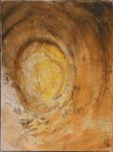 Tourbillon 2 - Huile sur toile-30x40 cm - 2011