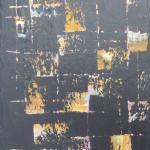 Ardoise 14 - Huile sur ardoise - 24x32 cm - 2012
