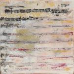Mélodie1 - Flash sur toile - 20 x 20 cm